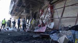 Iraq bomb blasts kill at least 17, injures dozens