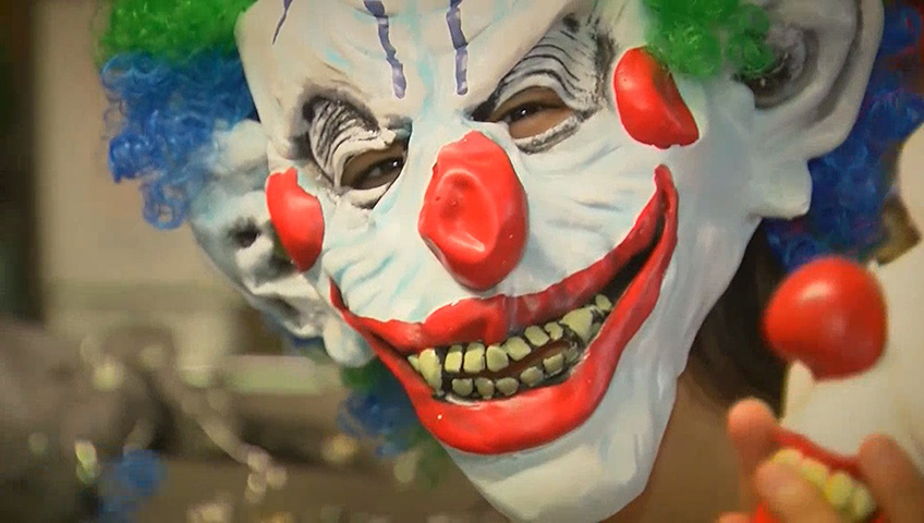 Clown sightings reported in North Texas