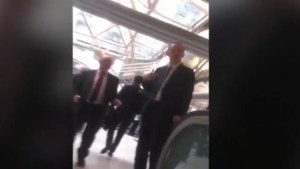 British MP's video captures panic inside parliament during attack