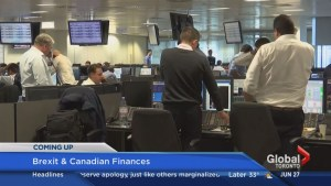 The financial fallout Canadians face from Brexit