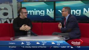Tom Arnold in Calgary