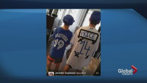New Blue Jays pitcher David Price makes dreams come true for two Milton boys