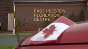 Dozens gather in East Preston for annual Canada Day event