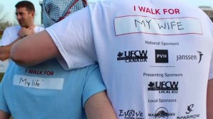 Better Winnipeg: Maric family returns to Light The Night cancer walk months after devastating loss