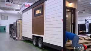 J&H Homes banks on tiny house trend