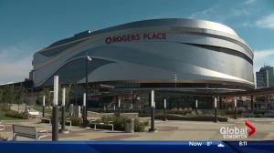 Rogers Place staff on joys, challenges of opening state-of-the-art arena