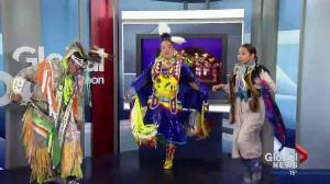 Dakota Dunes powwow
