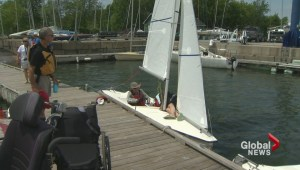 Pointe-Claire hosts disabled sailing regatta