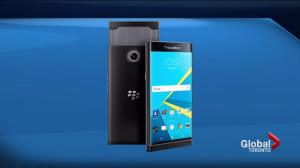 BlackBerry launches first Android-based phone with privacy focus