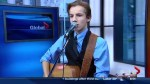 "Country artist Beamer Wigley performs ""Meteorite"""