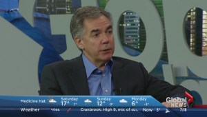 Alberta Byelection: Jim Prentice