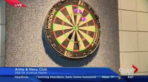 Saskatchewan sends dart players to nationals