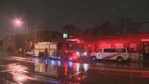 Toronto police treating fire at Islamic centre as arson