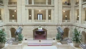 Hermetic Code tours reveal Manitoba legislative mysteries