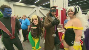 Montreal Comiccon takes off