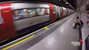 Night Tube launches in London's Underground