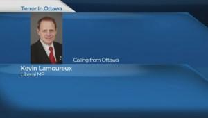 Manitoba MP describes Parliament shooting
