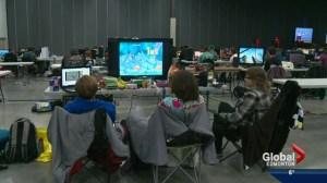 Edmonton gaming marathon