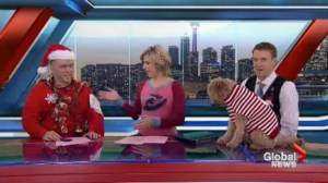 A look back at the fun had over the years by the News Hour Final anchors