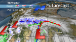 Saskatoon weather outlook: wind, rain and snow storm for Easter