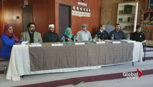 Muslim community leaders discuss how to fight terrorism