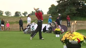 Canadian Golf phenom Brooke Henderson makes the decision to turn pro