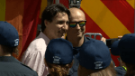 Trudeau becomes the first Prime Minister to attend Toronto's Pride Parade