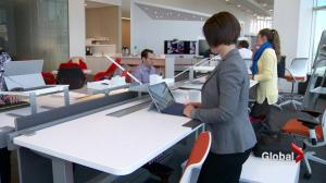 Study warns office workers to get on their feet