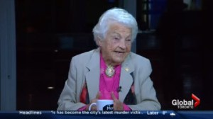 Interview with Hazel McCallion