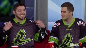 Saskatchewan Rush unveil Canada 150 jerseys