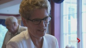 Candidates in home stretch in Ontario provincial election