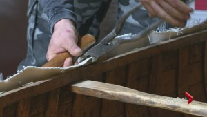Canoe builders work to keep tradition alive