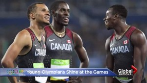 Team Canada already with one of its best summer Olympics in history