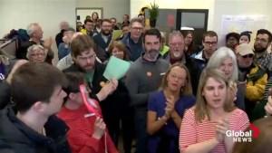 Nova Scotia Election Campaign