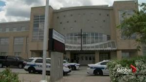 Student stabbed inside Mississauga high school
