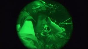 U.S. Air Force releases night-vision video of supply drop near besieged town of Amirli