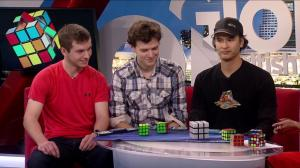 Rubik's speed cubing growing in popularity in Vancouver