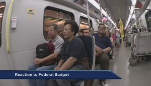 James Moore comments on federal budget