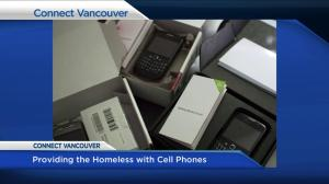 B.C. teens create 'Connect Vancouver' to provide cell phones to homeless youth