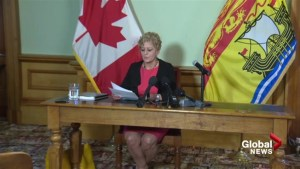 N.B. Official Languages Commissioner tables fourth annual report to province