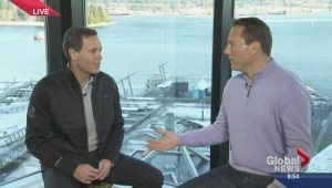Grey Cup 2014: Interview with Commissioner Mark Cohon
