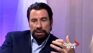 Wednesday: John Travolta visits TMS