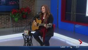 RyLee Madison performs