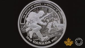 Royal Canadian Mint issues controversial Dieppe coin