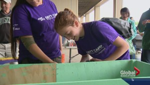 Girls Exploring Trades and Technology camp