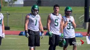 Running game expected to be strong for the Saskatchewan Huskies