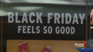 Retailers hoping black Friday will boost sales