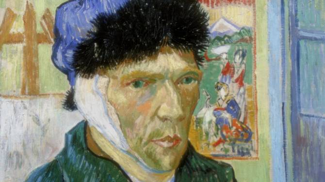 New Theory Emerges About Why Van Gogh Cut Off His Ear