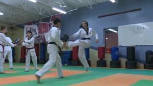 Winnipeg's Taekwondo World Champion