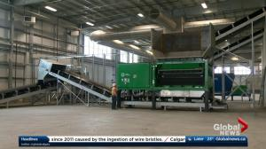 Calgary's new composting facility is biggest of its kind